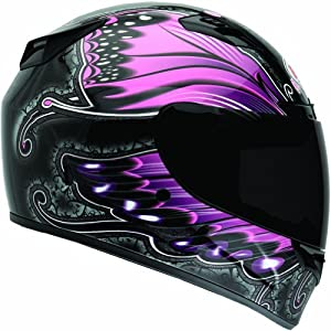 Amazon.com: Bell Vortex Flying Tiger Helmet: Automotive