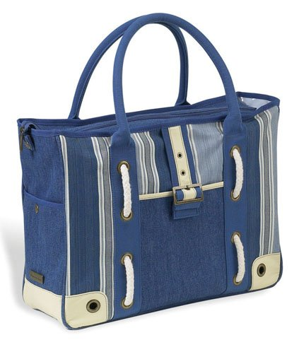 Picnic at Ascot Aegean Large Day Tote - 1