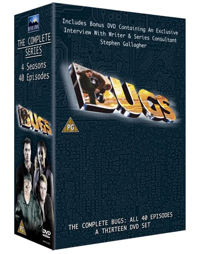 Bugs: Complete Box Set [DVD]