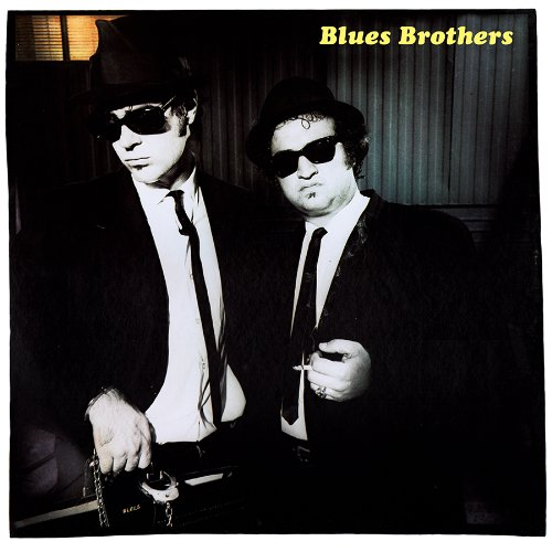 Album Art for Briefcase Full of Blues by BLUES BROTHERS