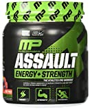 Muscle Pharm Assault Sport Nutrition Powder, Fruit Punch, 30 Count