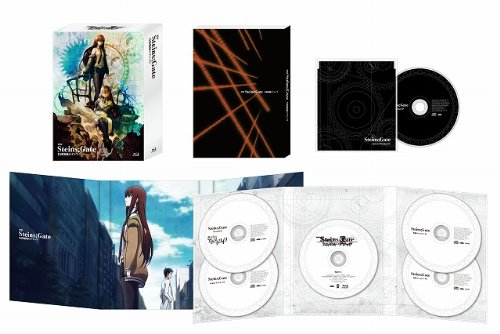 【Amazon.co.jp限定】劇場版 STEINS;GATE 負荷領域のデジャヴ 超豪華版(新録ドラマCD付)(完全数量限定) [Blu-ray]