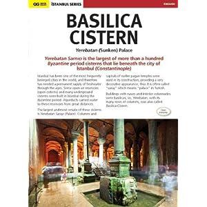 Basilica Cistern - Yerebatan (Sunken) Palace