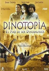 Dinotopía: El País De Los Dinosaurios [Import espagnol]
