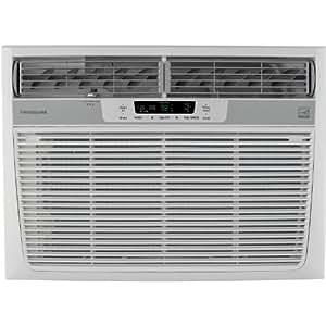 Frigidaire FFRE1833Q2 18,500 BTU 230V Window-Mounted Median Air Conditioner with Temperature Sensing Remote Control
