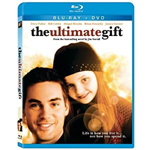 The Ultimate Gift Blu-ray by 20th Century Fox