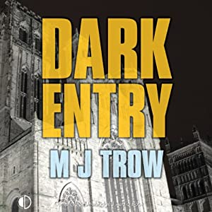 Dark Entry: Kit Marlowe Series | [M. J. Trow]
