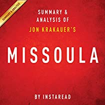 an analysis of emotions in missoula a book by jon krakauer Also by jon krakauer eiger dreams iceland krakauer, jon missoula / by jon krakauer emotions had supplanted her rage.