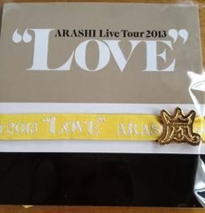 嵐 公式グッズ LIVE TOUR LOVE 【東京】会場限定 リボンブレス