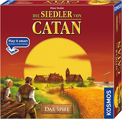 Kosmos Die Siedler von Catan Play it smart