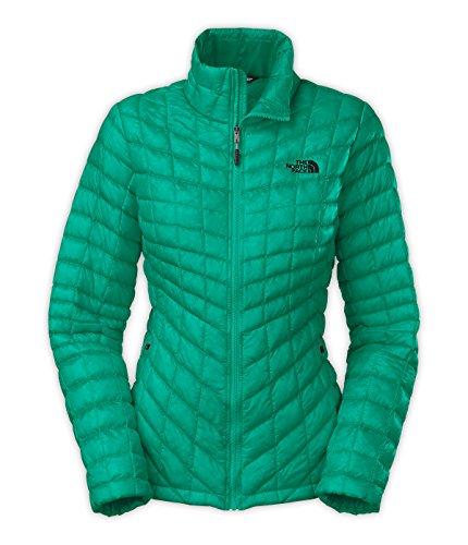 Kokomo Green Purple Blue Streaky: The North Face Women\'s Thermoball Full Zip Jacket, Kokomo