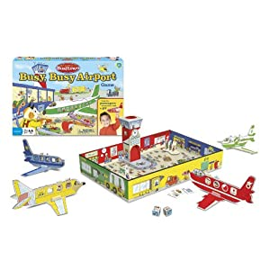 Toys for Kids on Airplanes, Seekyt