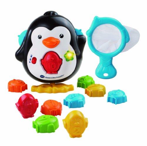 Imagen de Vtech Count and Dive juguete de baño Penguins