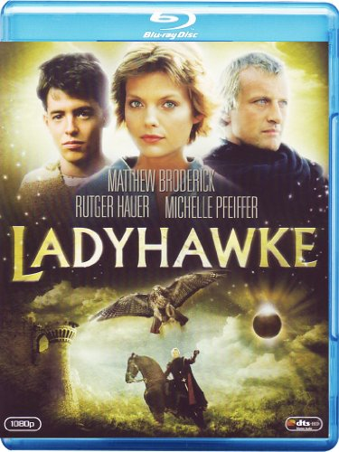 Ladyhawke [Blu-ray] [IT Import]