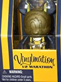 Disney Theme Park Exclusive 2011 Half Marathon Donald Duck Vinylmation 3&quot; Figure Boxed Walt Disney World Wdw New