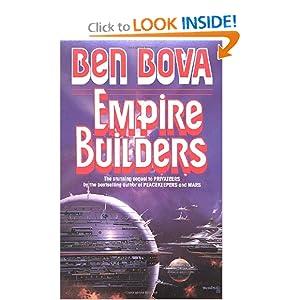 Empire Builders - Ben Bova