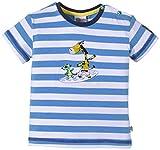 Eltern by Salt & Pepper Baby Boys 0-24m E NB T-Shirt Safari stripes Striped Short Sleeve T-Shirt