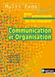 Communication et organisation- Term B...