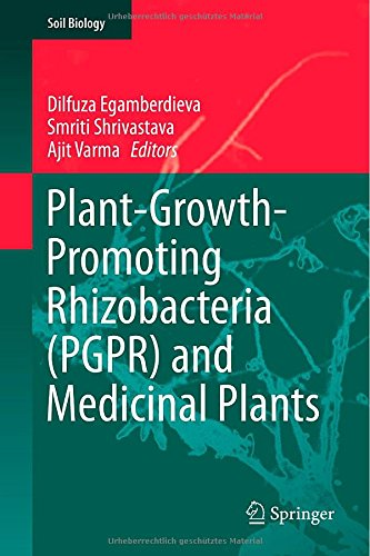Plant-Growth-Promoting Rhizobacteria (PGPR) and Medicinal Plants (Soil Biology)