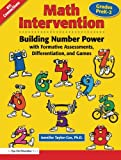 RTI Book Bundle: Math Intervention P-2: Building Number Power with Formative Assessments, Differentiation, and Games, Grades PreK-2