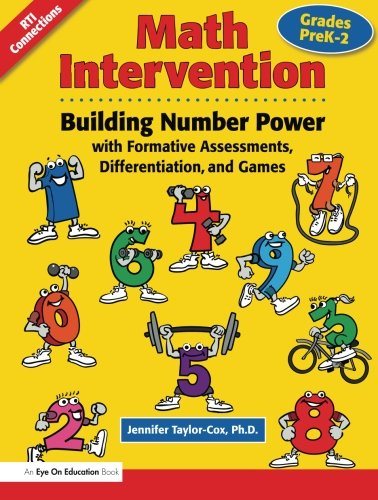 RTI Book Bundle: Math Intervention P-2: Building Number Power with Formative Assessments, Differentiation, and Games, Grades PreK-2 PDF