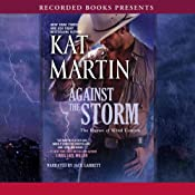 Against the Storm: The Raines of Wind Canyon, Book 4 | [Kat Martin]