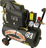 Air compressor 25 litres 5.6CFM 2HP 230v 8BAR 115PSI Electric - 25 ltr 25l