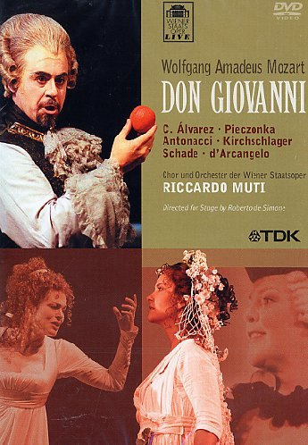Mozart: Don Giovanni [DVD] [1999]