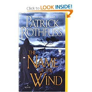 The Name of the Wind (Kingkiller Chronicles, Day 1) by