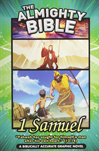 The Almighty Bible: 1 Samuel, a Bibically Accurate Graphic Novel PDF
