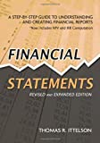Financial Statements: A Step-by-Step Guide to Understanding and Creating Financial Reports Paper book ISBN:1601630239