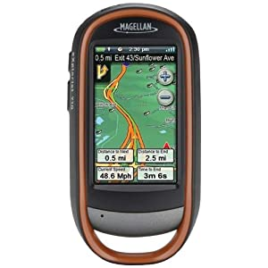 Magellan eXplorist 710 Waterproof Hiking GPS by Magellan