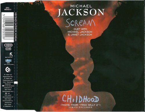 Michael Jackson - Scream (Single) - Zortam Music