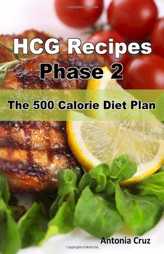 hcg 500 diet plan