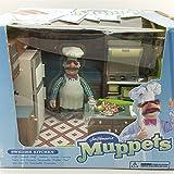 Swedish Chef Kitchen Playset Muppets Blue Box