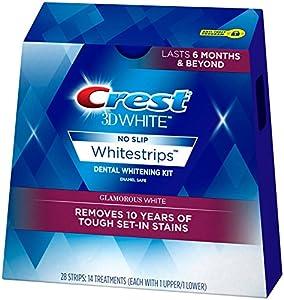 Crest 3d Whitestrips Glamorous White, 14 Treatments, 0.12 Pound