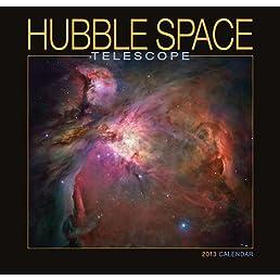 Hubble Space Telescope 2013 Calendar