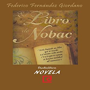El libro de Nobac [The Book of Nobac] Audiobook