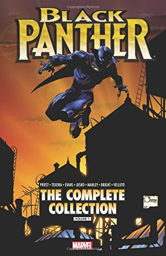 Black Panther 1: The Complete Collection