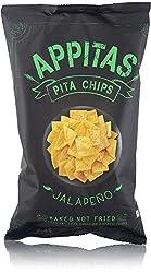Appitas Jalapeno Pita Chips, 150 grams (Pack of 2)