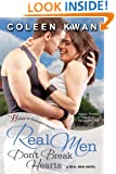 Real Men Don't Break Hearts (Entangled Bliss) (Real Men series Book 1)