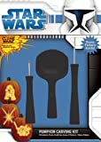 Paper Magic Group Pumpkin Carving Kit, Star Wars