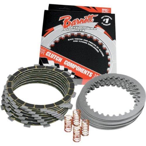 04-09 HONDA TRX450R: Barnett Clutch Kit With Carbon Fiber Friction Plates