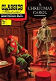img - for A Christmas Carol (with panel zoom) - Classics Illustrated book / textbook / text book
