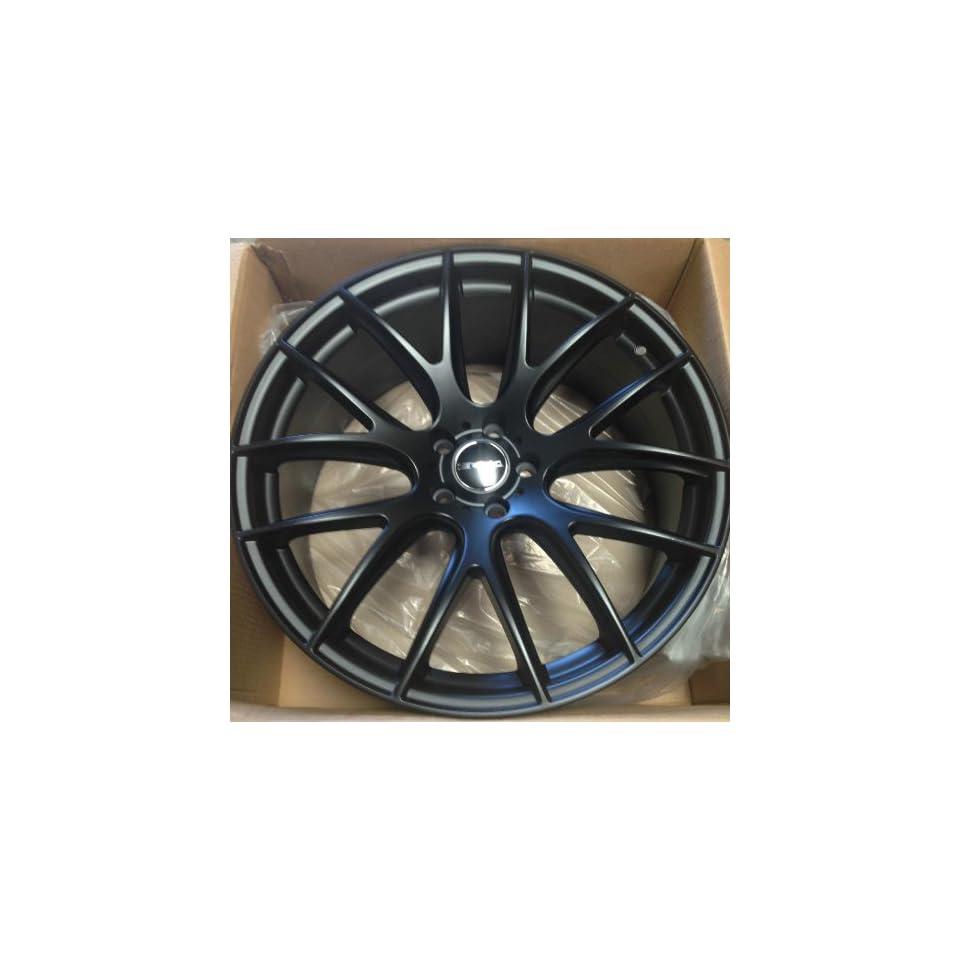22 Onyx Wheels For BMW E53 E70 E71 X5 X6 X drive Set of 4 rims