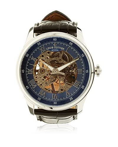 LOUIS COTTIER Reloj mecánico Man «COLORADO SKELETTE» HB30010C9BC2 47 mm