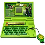 PLAY DESIGN English Learner Ben 10 Laptop For Kids