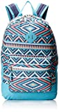 Trailmaker Big Girls Printed Backpack, Turquoise, One Size