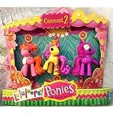 Lalaloopsy Ponies - Carousel 2 (3 Pack)
