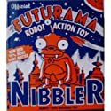 Futurama Nibbler Tin Wind-Up Robot Action Toy